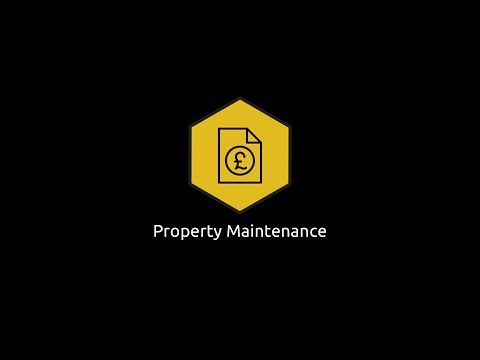 Property Maintenance Add On - Property Hive For WordPress