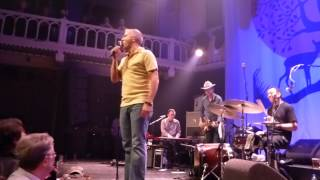 JJ Grey & Mofro, Light a candle, Paradiso, Amsterdam, Mar. 27, 2015