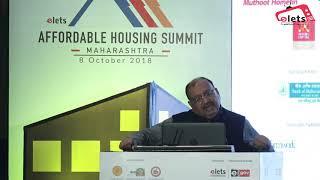 Anthony De Sa, Chairman, Real Estate Regulatory Authority, Govt of Madhya Pradesh