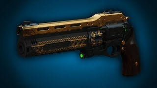 The Last Word Recoil - Console, PC M&K, Controller on PC, Destiny 1