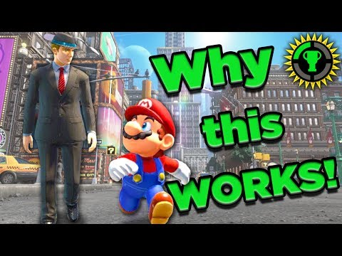 Thumbnail: Game Theory: Super Mario Odyssey's GIANT Problem (Nintendo)