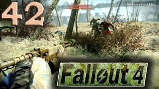 Fallout 4 PS4 Прохождение 42 Спутниковая антенна Ревир-Бич