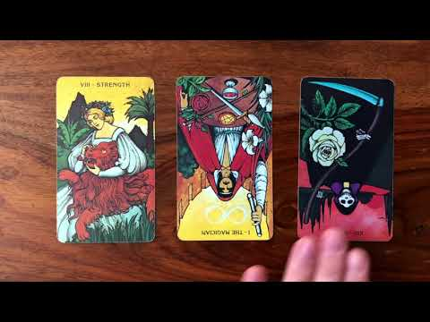 Daily Tarot Reading for 19 December 2017 | Gregory Scott Tarot