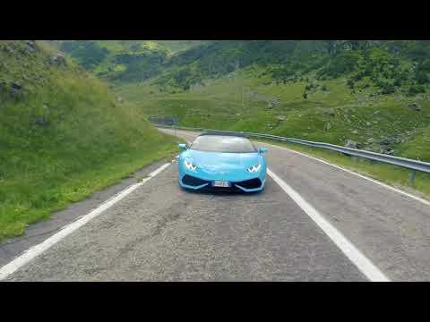 Transfagarașan - Romania - Lamborghini Huracàn - Real Luxury