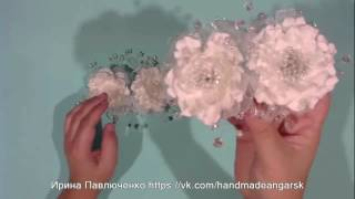 Ролик к МК Гребень Невесты