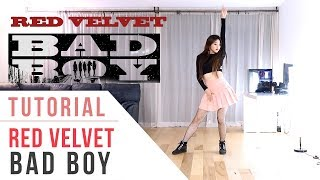 Download Video Red Velvet (레드벨벳) - Bad Boy Dance Tutorial (Mirrored) | Ellen and Brian MP3 3GP MP4