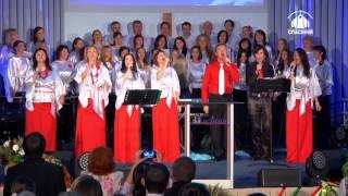 """""""Ты достоин!"""" (группа прославления церкви """"Спасение"""", г. Вишневое, Украина)"""