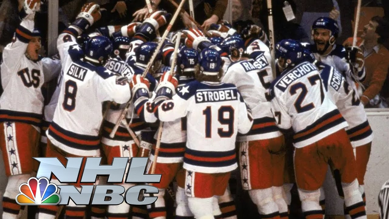 Al Michaels Reflects On Memorable Miracle On Ice Call Nbc Sports Youtube