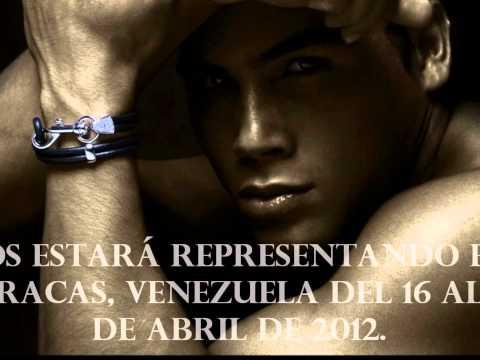 Mister Puerto Rico Model of the World 2012 : Dario Espiet