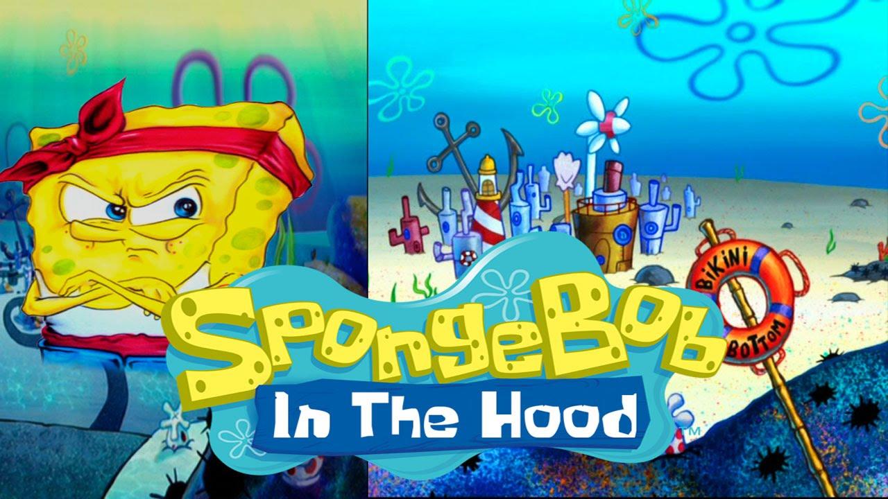 SpongeBob Squarepants Ghetto Theme Remix [Prod. By ... |Ghetto Spongebob