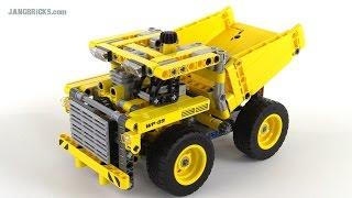 LEGO Technic 2015 Mining Truck review! set 42035