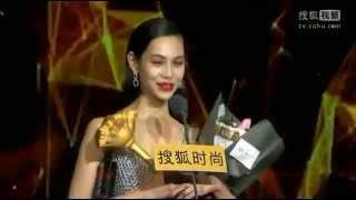 Sohu Fahion Awards: Kiko Mizuhara wins