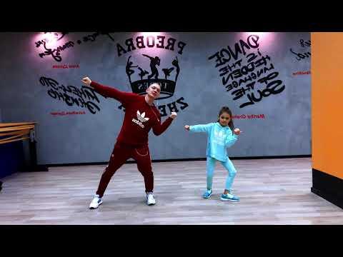Учим танец Егор Крид - Крутой  HipHop dance  Sho Style