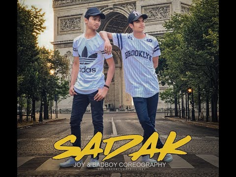 #SADAK || Best Duet Dance in India || ft. JOY & BADBOY Choreography || Emiway Bantai X Raftaar ||