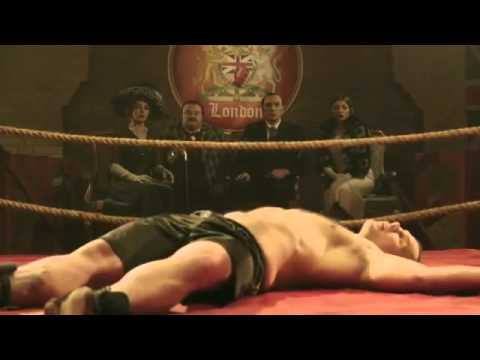 Samir Abasov v Filme Иван Сила-Strong Ivan Ukraina 2013
