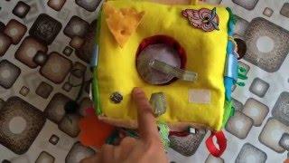 видео Развивающие игрушки из фетра своими руками: мои работы