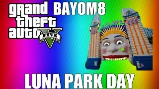 Gta V - Luna park day (Short video)