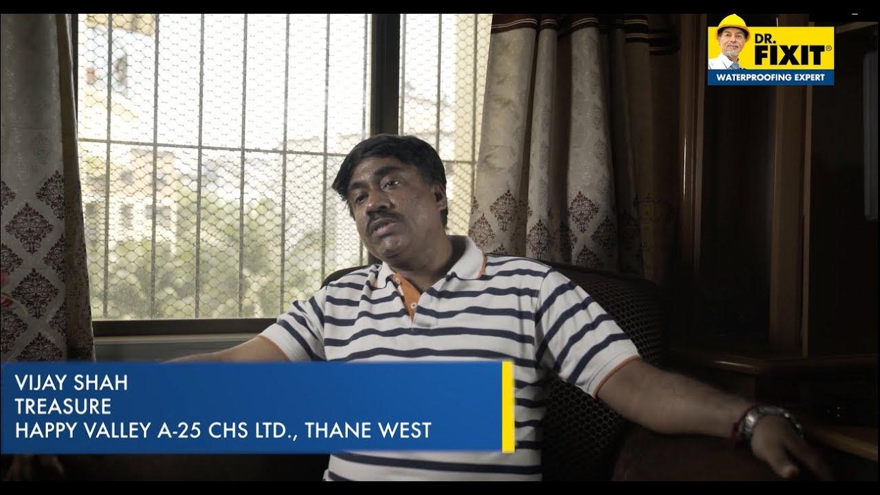 Dr. Fixit Customer Testimonial | Mr. Vijay Shah