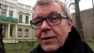Zbigniew Rybczyński - Wystawa w Łodzi. Zbig Rybczynski