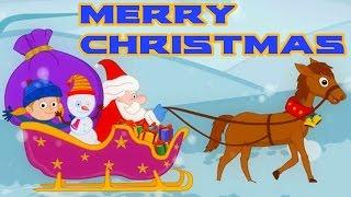 Jingle Bells auf Deutsch | Weihnachtslieder für Kinder und Babys