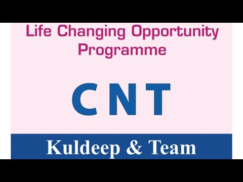 LIFE CHANGING OPPORTUNITY PROGRAM