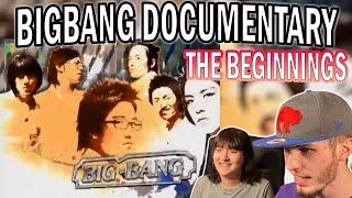 BIGBANG DOCUMENTARY: THE BEGINNINGS PART ONE (COUPLE REACTIO…