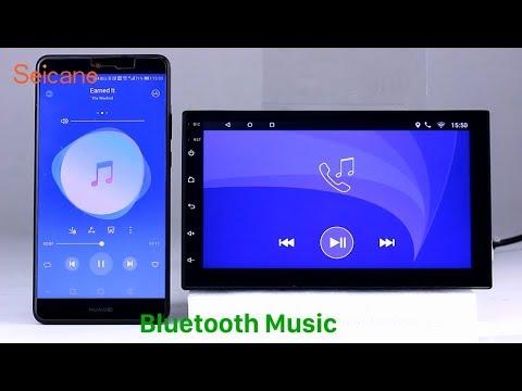7 inch HD Touch Screen 2000-2011 Hyundai Kia Nissan Universal Radio GPS Sat Nav with SWC 1080P