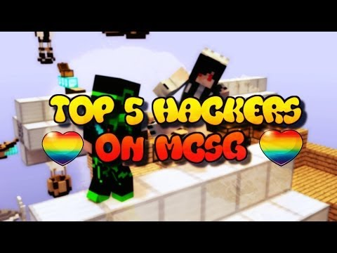 Top 5 hackers on MCSG