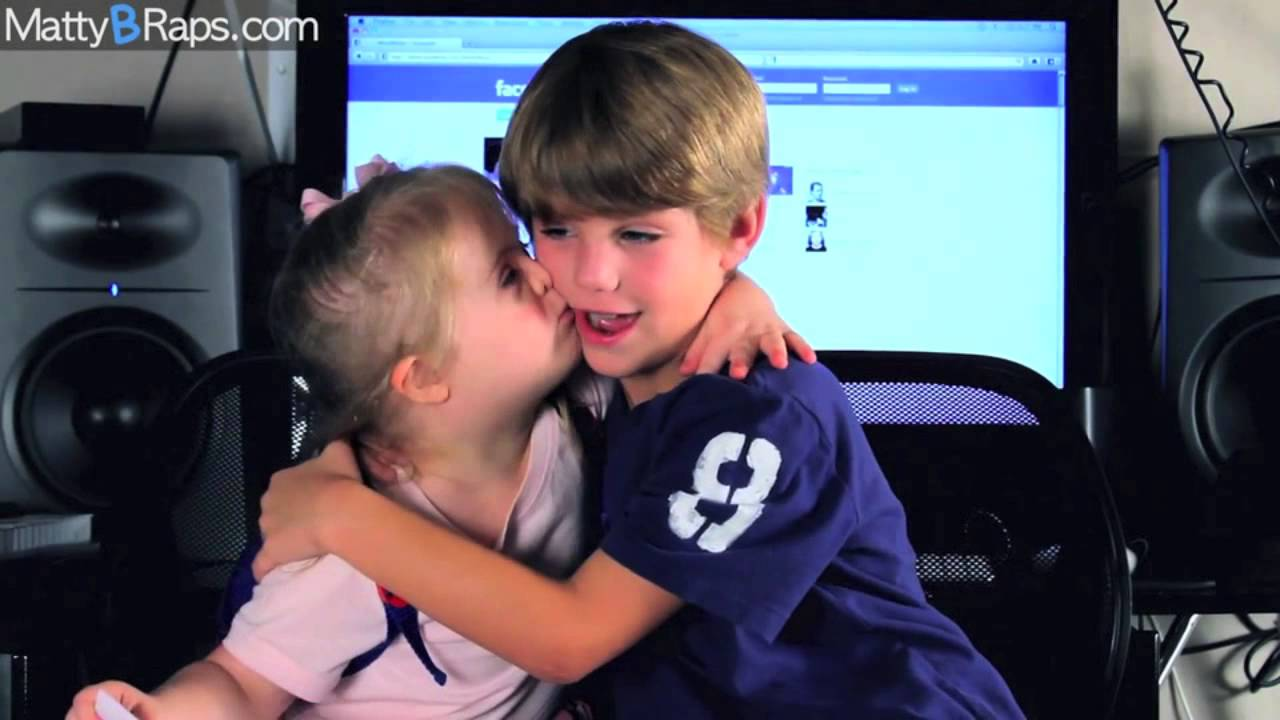 The Story of MattyB & Sarah Grace - YouTube