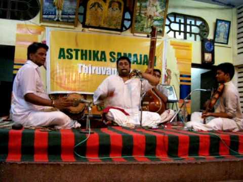 RTP (Pallavi) - Varali - Adi ( Tisra gati) - Niranjaname