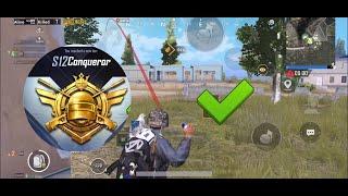 Perfect way to use Grenade in Conqueror Tier | Novaking | Pubg Mobile