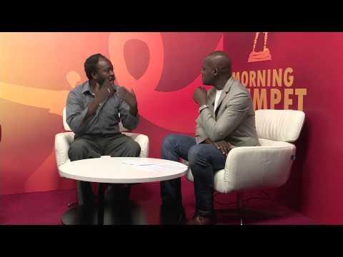 Morning Trumpet With Muhogo Mchungu