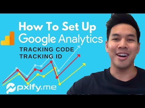 How To Set Up Google Analytics Tracking ID & Code