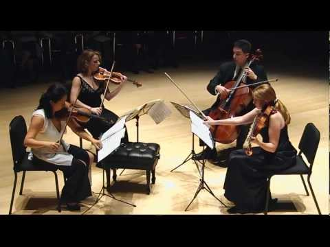 Fred Lerdahl: Quartet no. 2