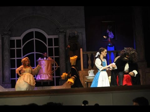 Beauty and the Beast at Pitman High School (3/19/13)