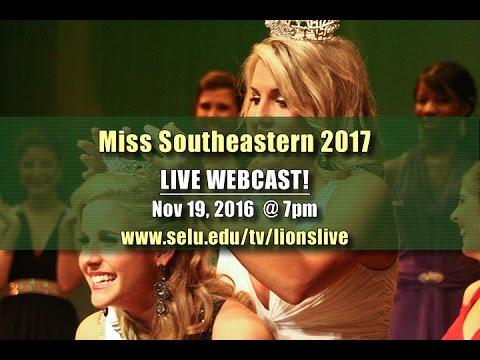 Miss Southeastern 2017