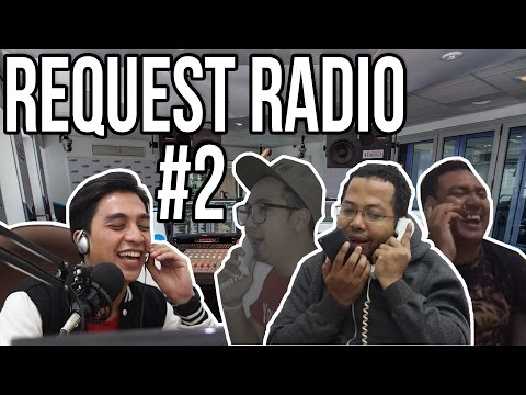 REQUEST SONG IN RADIO - PART 2 W / Edho Zell & IBOB
