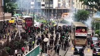 929反极权大游行铜锣湾起步