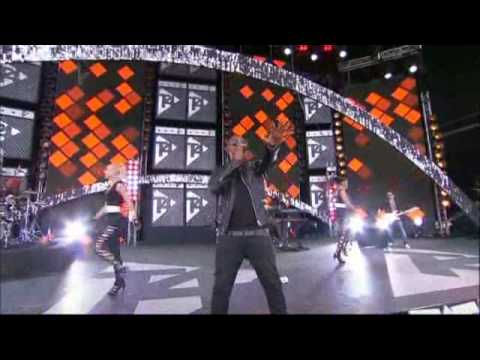 Taio Cruz - Break Your Heart (T4 on the Beach - 4th July 2010)