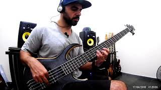 REVIEW SOUND TEST BAIXO SIRE M7 》HD《 (Marcus Miller)