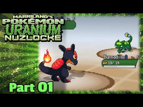 Pokémon Uranium Nuzlocke, Part 01: What About My Anium?