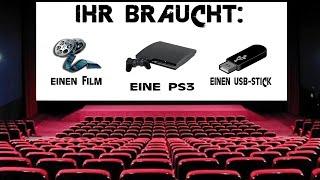 Filme von Movie2k und Kinox.to auf der PS3/PS4 gucken[Tutorial]