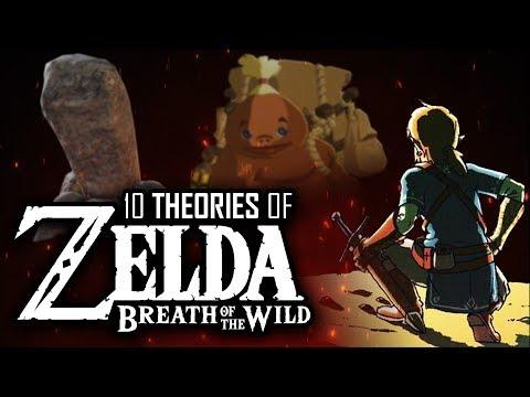 Breath of the Wild: TEN Mini Theories in ONE Video!