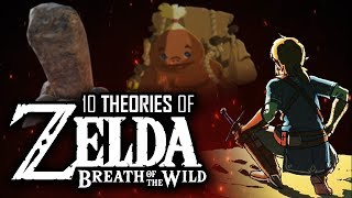 Breath of the Wild: TEN Mini Theories in ONE Video!
