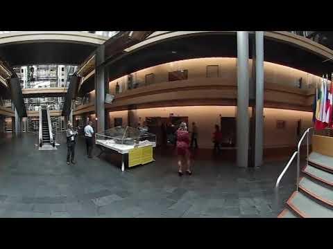Entra nel #ParlamentoEuropeo a #Strasburgo con il nostro video a #360gradi - UkusTom
