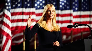 video: Ivanka Trump hails her father as the 'people's president' in convention speech