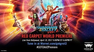 Marvel Studios' Guardians of the Galaxy Vol. 2 Red Carpet Premiere