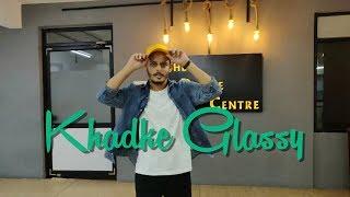 Khadke Glassy - The Dance Centre Choreography