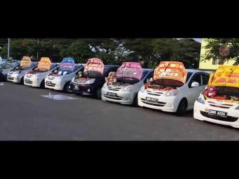 Borneo Autoshow & Gathering Festival 2015
