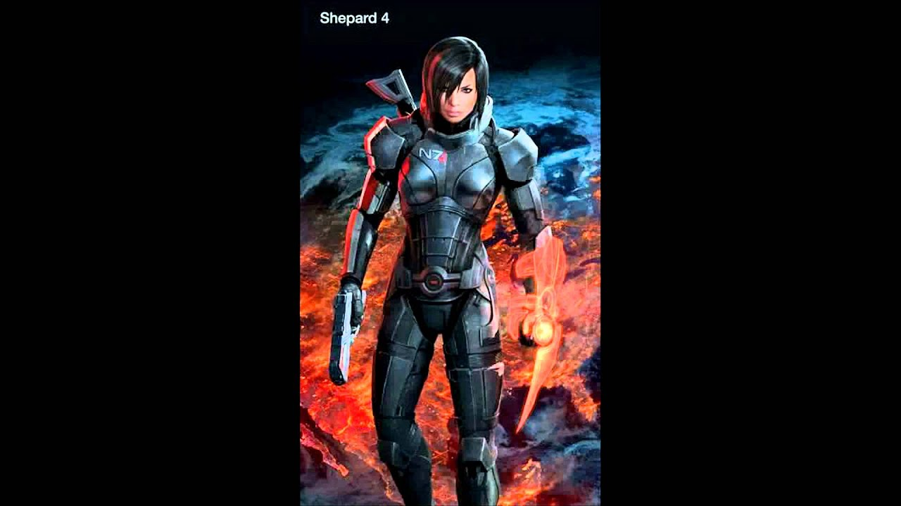 mass effect 3 female shepard cover art facebook voting. Black Bedroom Furniture Sets. Home Design Ideas